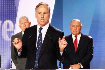 """Governor Howard Dean: """"It's time for America to keep its promises to the Iranian opposition"""""""