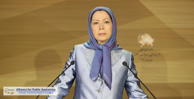 Maryam Rajavi urges international community to prosecute officials responsible for 1988 massacre in Iran