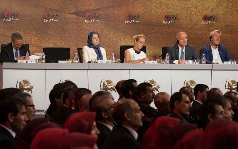 Anniversary of 1988 massacre of political prisoners in Iran honored in Paris ceremony