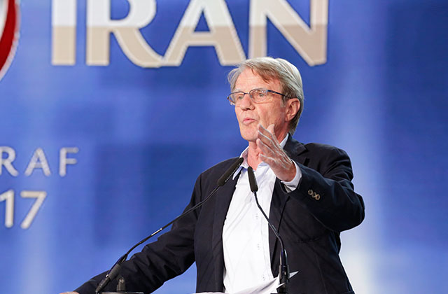Bernard Kouchner: Maryam Rajavi Will Bring Immense Change to Iran