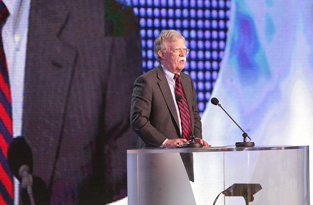 John Bolton: Iran Regime Must Not Reach 40th Birthday