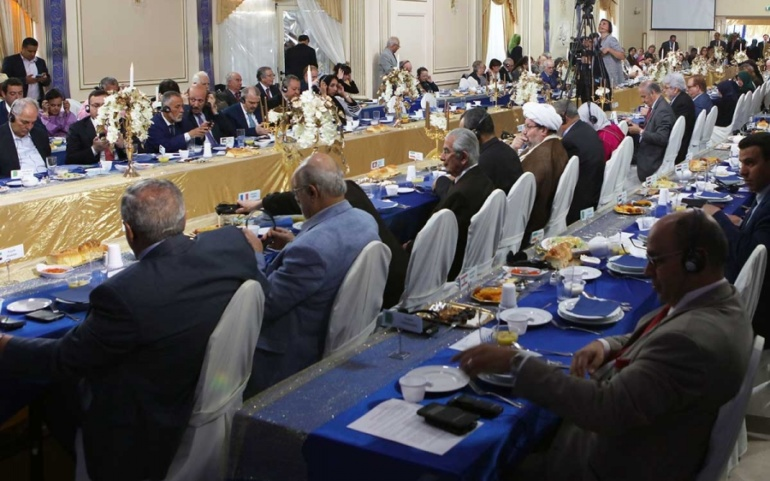 Ramadan conference – Solidarity against extremism – Clerical regime's demise with Iranian people's uprising
