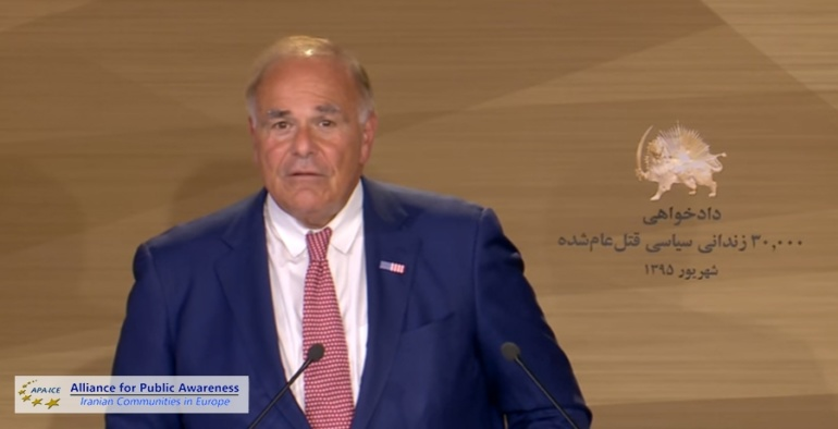 Gov. Ed Rendell: Freedom will come to Iranian people only with regime change