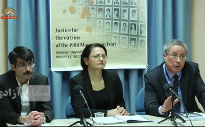 """""""Probe Into Widespread 1988 Executions in Iran"""""""
