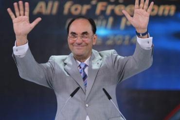 Alejo Vidal-Quadras -Paris, June-2014 – The Grand Gathering of Iranians