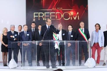 Giulio Terzi-Paris, June 2014 – The Grand Gathering of Iranians