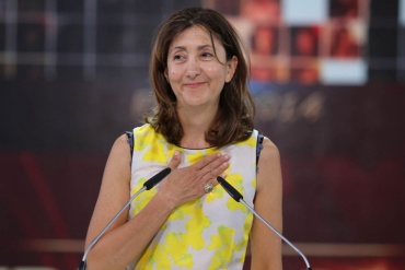 Ingrid Betancourt-Paris, June 2014 – The Grand Gathering of Iranians