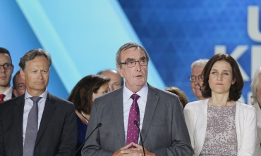 European leaders must now recognize the mullahs' regime for what it is. It's a terrorist regime. The United Kingdom and the EU must recognize the NCRI and Madame Rajavi's ten point plan for the future of Iran.