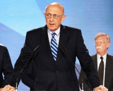 """Director James Woolsey: """"A regime that cannot be trusted"""""""
