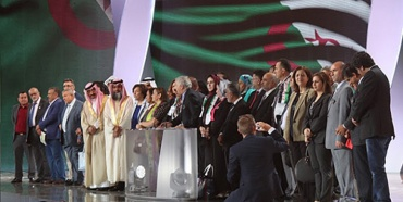 Arab delegations back opposition group to counter Iran's aggressions