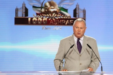 """Congressman Dana Rohrabacher: """"I see a day when Iran rejoins the nations of free people"""""""