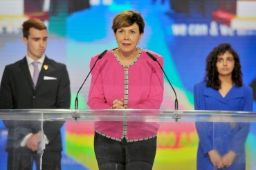 """Linda Chavez: """"The current regime in Tehran does not represent the Iranian people."""""""