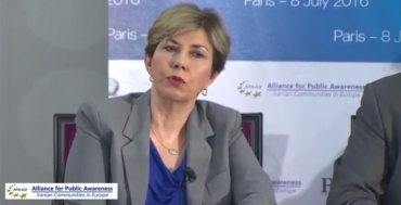 "Linda Chavez: ""Working with Iranian Resistance is in the US best interest"""