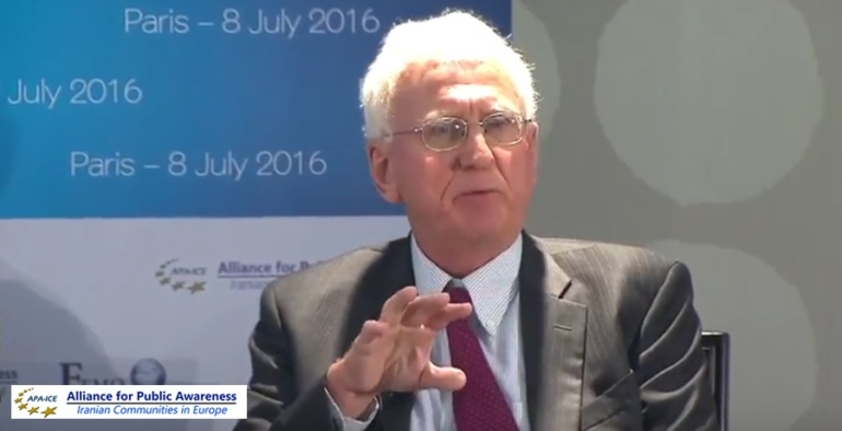 Robert Joseph: We must change course dramatically and recognize that the regime will not moderate