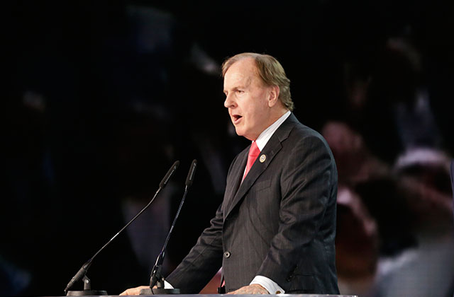 Congressman Pittenger Confirms US Congress Supports Iranian People