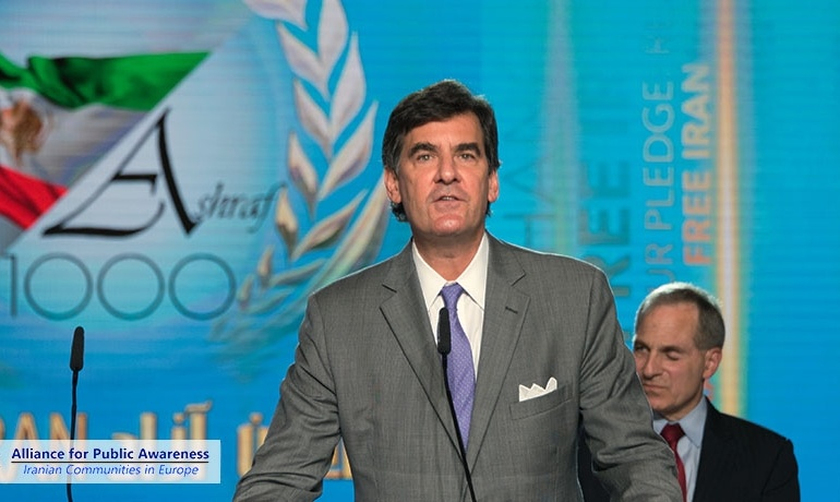 Ambassador Mitchell Reiss