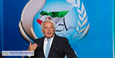 Senator Robert Torricelli:'Free Iran' rally a historic moment