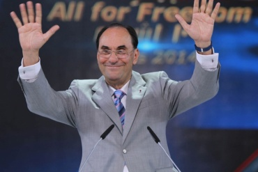 Alejo Vidal-Quadras -Paris, June-2014 – The Grand Gathering of Iranians