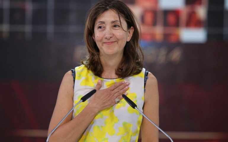 Ingrid Betancourt-Paris, June 2014 – The Grand Gathering of Iranians