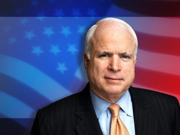 John McCain-Paris, June 2014 – The Grand Gathering of Iranians
