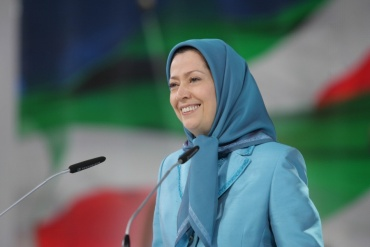 Maryam Rajavi – Paris, June-2014 – The Grand Gathering of Iranians