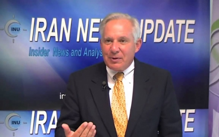 "Senator Robert Torricelli: ""It will be a free republic in Iran committed to the freedom of the Iranian people"""