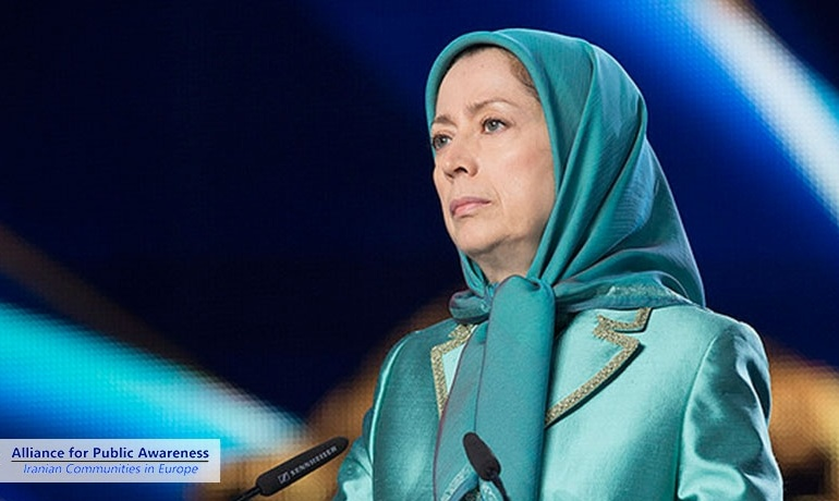 Maryam Rajavi: One year after Iran nuclear agreement, both factions failed to subdue profoundly discontented society