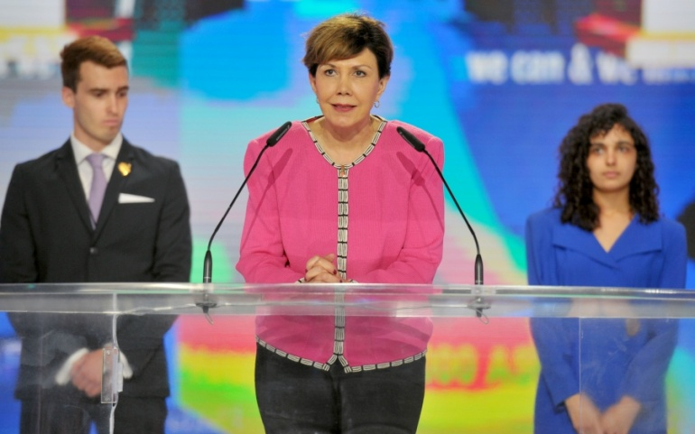"Linda Chavez: ""The current regime in Tehran does not represent the Iranian people."""