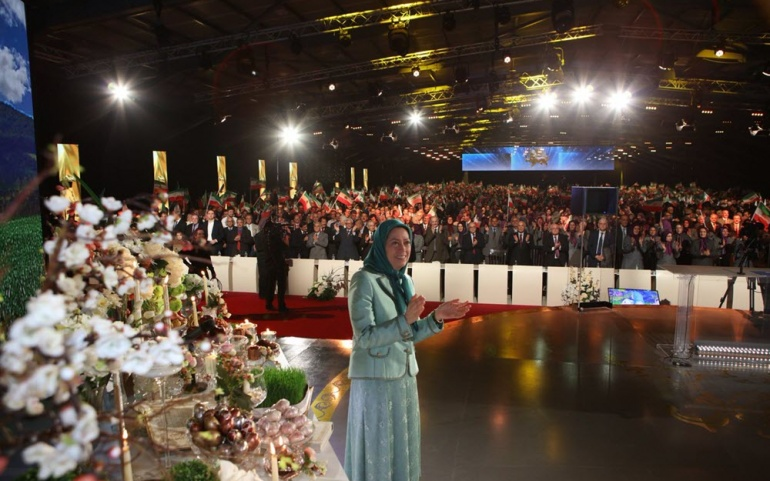 New Year Wishes From Maryam Rajavi, the President- Elect of the Iranian Resistance