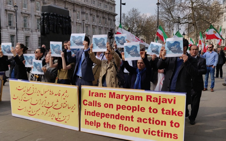 Anglo-Iranian Communities Express Solidarity With Flood Victims in Iran