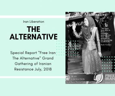 "Special Report ""Free Iran The Alternative"" Grand Gathering of Iranian Resistance July, 2018"