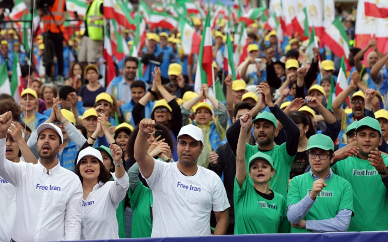 Free Iran March Urges UK Govt to Declare the Revolutionary Guards a Terror Group – Report