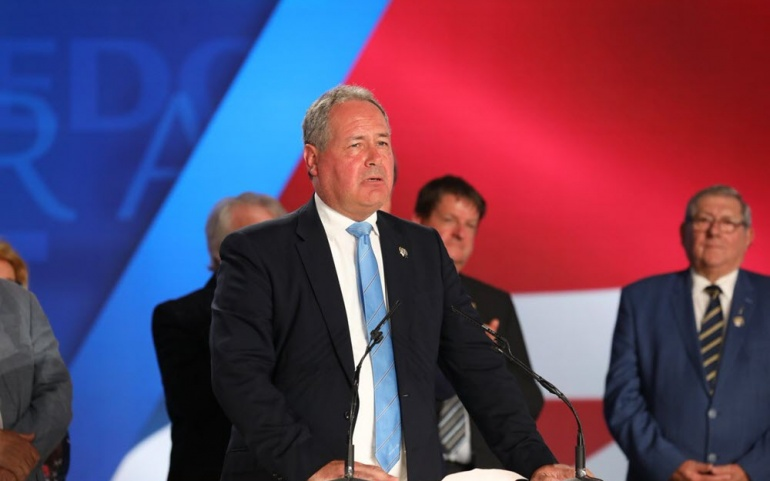 MEK's Free Iran Rally in London Points the Way to a Better Iran Policy – Bob Blackman MP