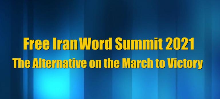 Free Iran World Summit 2021