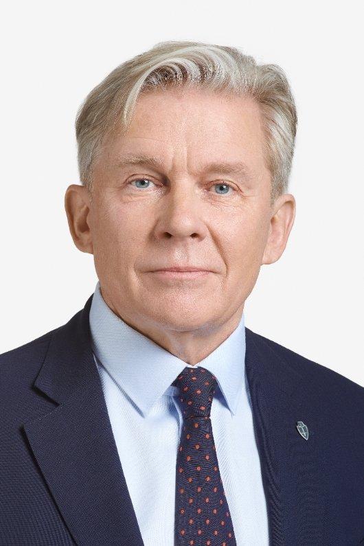 Audronius Ažubalis,  at the World Summit 2021 on 12 July 2021