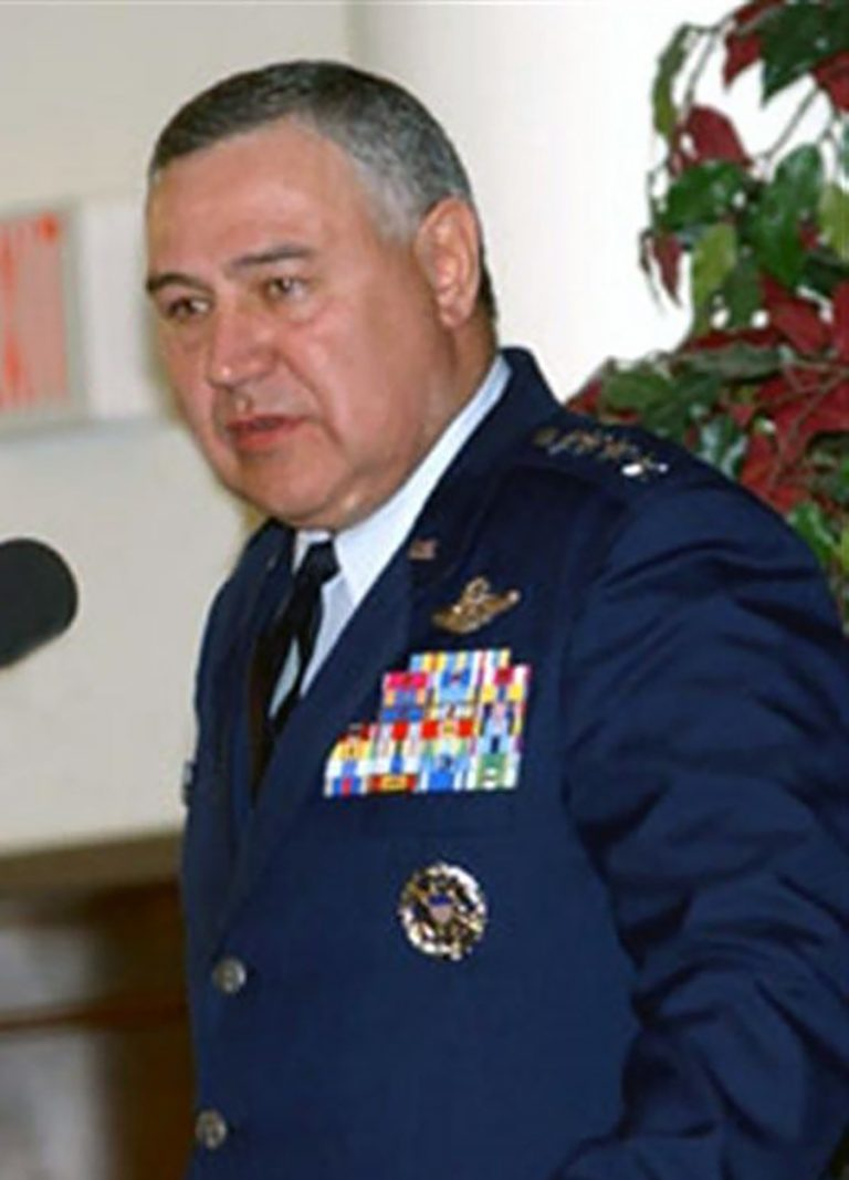General Chuck Wald,  at the World Summit 2021 on 12 July 2021